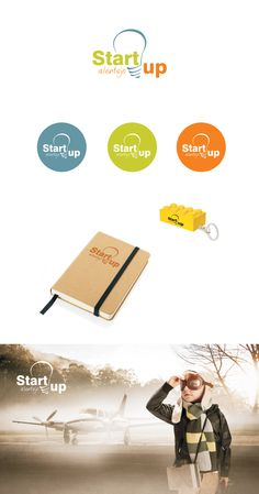 Logo Start Up Alentejo