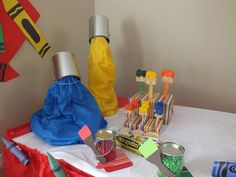 """Photo 3 of 39: Art Party / Birthday """"Lucas turns 4 - Art Party"""" 