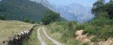 Camino Lebaniego por el Valle del Nansa, Saliendo de Cicera