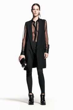 alexander wang pre-fall 2011: if only i could pull any of this off