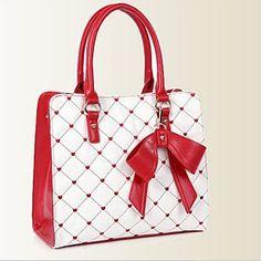 Starry Sky Bowknot Handbag