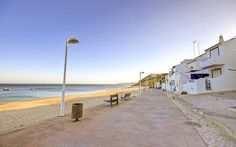 Salema, #Portugal: Secret Seaside - via The Telegraph 24.06.2015 | Here we offer a guide to Salema, an unspoilt stretch of coast in the Algarve, with information on where to stay and the best places to eat... #algarve