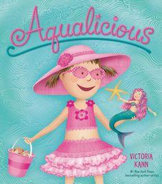 Books Of Wonder - MEET Pinkalicious Series Creator, VICTORIA KANN!