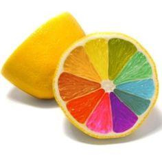 citrus rainbow ♥