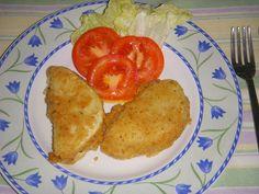 La ricetta dei cordon bleu vegan che non ha nulla da invidiare a quelli originali con pollo, formaggio e prosciutto.
