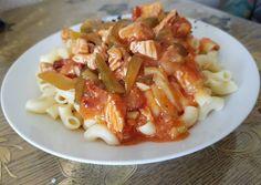 Hentes tokány pulykahússal Dishes, Ethnic Recipes, Food, Hungarian Recipes, Tablewares, Essen, Meals, Yemek, Dish