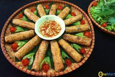Dụng cụ cuốn nem chả Việt, gìn giữ văn hóa ẩm thực Việt Nem rán, món ăn dân dã của người Việt Nam.Đây là một món ăn truyền thống, đơn giản được nhiều nhiều
