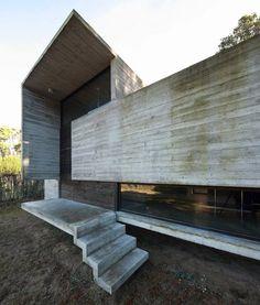 Pedroso House, Mar Azul, 2012 - LK Estudio | Luciano Kruk #concrete