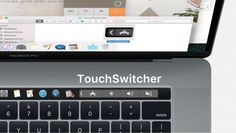 'TouchSwitcher' and 'Rocket' Apps Let You Switch and Launch Apps From the Touch Bar - https://www.aivanet.com/2016/11/touchswitcher-and-rocket-apps-let-you-switch-and-launch-apps-from-the-touch-bar/
