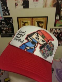 Parappa The Rapper Designer Cap by PandaFuzz on Etsy, $20.00 Any gamer familiar with Parappa the Rapper will love this hat. This videogame came out on the playstation back in the 90's.