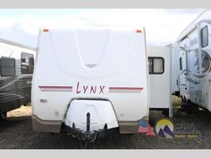 Used 2007 Fleetwood RV Lynx 270FQS Travel Trailer at Al's Trailer Sales | Salem, OR | #13671A