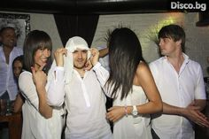 White PARTY in my Club - Azzaro Burgas 17 may 2013 :)