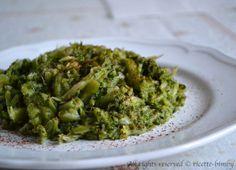Broccoli stufati Bimby