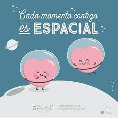 Cada momento contigo e especial #mrwonderful