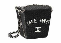 """""""TAKE AWAY"""" Bag"""