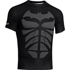 9c7f0aee Sikk style: Under Armour Batman Compression shirt Gym Gear, Workout Gear,  Sport Wear