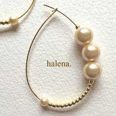 Antique Jewellery Designs, Handmade Jewelry Designs, Handmade Accessories, Earrings Handmade, Diy Jewelry Rings, Jewelry Sets, Jewelry Crafts, Jewelery, Bead Earrings