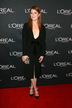 Julianne Moore Photos: L'Oreal and Juliane Moore Prepare For 'Still Alice' Premiere - 2014 Toronto International Film Festival