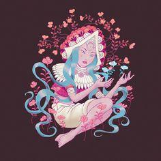 Botanical Illustration, Witch, Anime, Image, Art, Art Background, Kunst, Witches, Cartoon Movies
