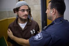 Israel Detains Meir Kahane's Grandson, a Scion of Jewish Militancy - The New York Times
