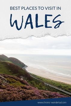 Travelling in Wales is easy, comfortable and simply good for you. What places should you not miss on your trip to North Wales? Bora Bora, Tahiti, Beautiful Places To Visit, Cool Places To Visit, Places To Travel, Places To Go, Amazing Places, Family Travel, Travel Uk
