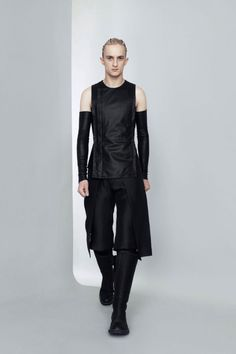 Gareth Pugh - S/S 2011 - Menswear Collection