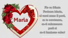 Santa Maria, Pray, Thankful, Messages, Amor, Flowers, Virgin Mary