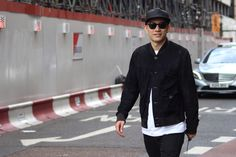 London Collections: Men Spring/Summer 2015 Street Style Report