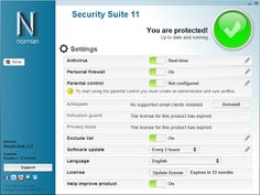 Windows Activator And Loader: Norman Security Suite 11 License Key Serial Downlo...
