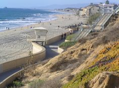 Carlsbad CA- i've spent many summers on this beach and it is still one of my favorite places, helps getting to go down there to visit family