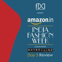 Curtains down for Amazon India Fashion Week. #AIFW16