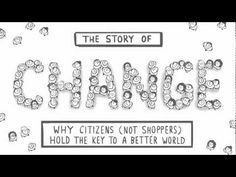THE STORY OF CHANGE. A shared vision and coordinated action can lead us to a more sustainable future.