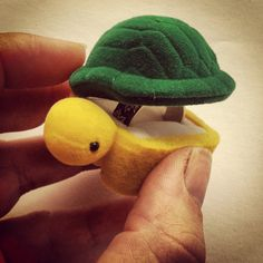 Tiny Turtle Ring Box by sudlow on Etsy, $5.00