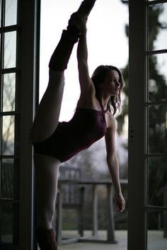 Hot Ballerina Raises My Bar #ballet #dancer #flexible