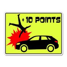 Caution Xbox one Joke Gamer car decal great stocking stuffer bumper sticker