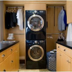 Sink Low Shelf White Cabinet Placement And Laundry Room Color Theme Stackable Washer Dryer Small Stacked