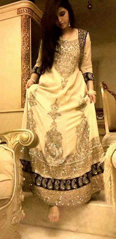 Gauri Allure - Desi attire.