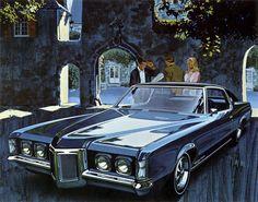1969 Pontiac Gran Prix: Art Fitzpatrick and Van Kaufman