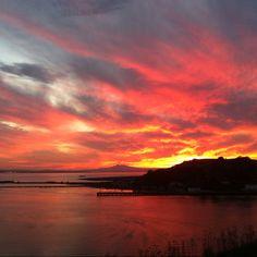 Mare Island Sunset  Vallejo, CA