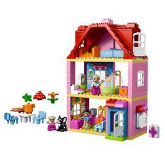 Maison Duplo Ville Lego pour enfant de 2 ans à 5 ans - Oxybul éveil et jeux