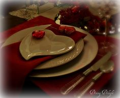Dining Delight: Romantic Valentine Dinner For Two