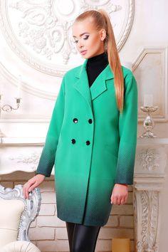 Short Coats – Women's autumn short coat – a unique product by Cocoll on DaWanda