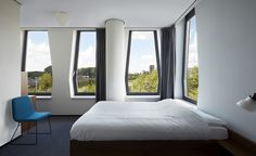 Designers reinvent low-cost travel in a new crop of hotels and hostels | Travel | Wallpaper* MagazineAmsterdam hostel