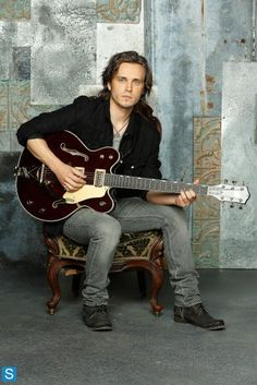 Nashville's Avery.....(Jonathan Jackson) I still think of him as Lucky Spencer from General Hospital.