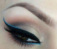 Bright Blue Liner