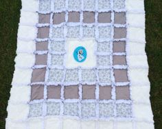 frozen quilt | Frozen Olaf rag quilt