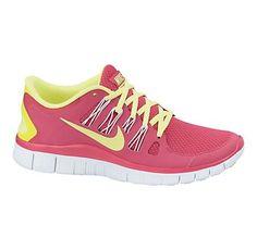 Womens Nike Free 5.0+ Running Shoe