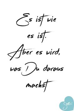 Shape World Shop - Modern Quotes And Notes, Words Quotes, Life Quotes, Sayings, German Quotes, True Words, Cool Words, Favorite Quotes, Quotations