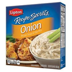 Lipton Recipe Secrets Onion Soup & Dip Mix - 1 oz.