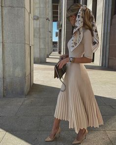 Adrette Outfits, Fall Fashion Outfits, Modest Fashion, Look Fashion, Stylish Outfits, Autumn Fashion, Fashion Dresses, Spring Outfits, Elegant Fashion Style